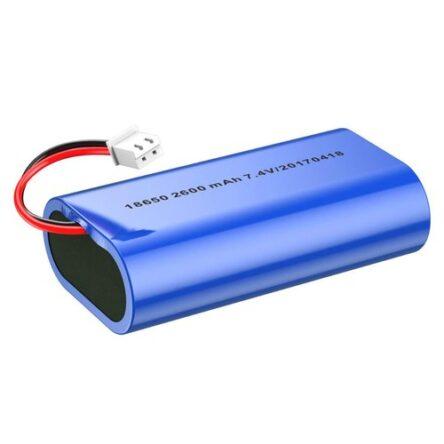 Acumulator Datecs Li-Ion 7,4V – 2600mAh